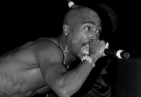 Tupac's Handwritten Lyrics & Letter Selling For Over $35K Each