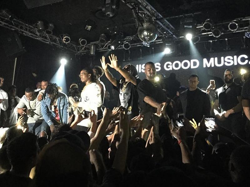 Tyga & Migos Sign To G.O.O.D. Music