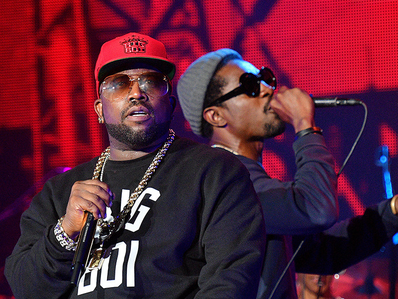 Outkast Performs At Dungeon Family Reunion In Atlanta