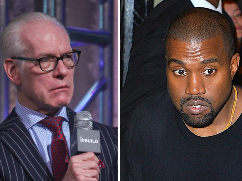 "Kanye West's Yeezy Season 4 Lambasted By ""Project Runway"" Star Tim Gunn"