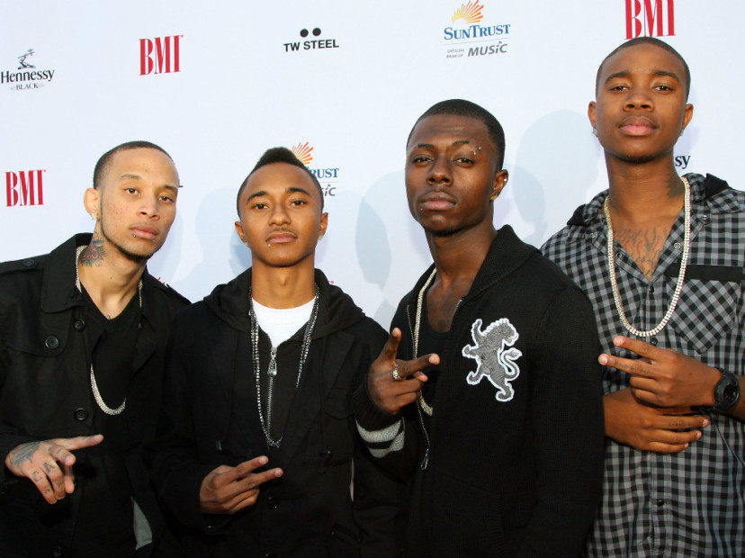 "Cali Swag District Sues BMI Over ""Teach Me How To Dougie"""