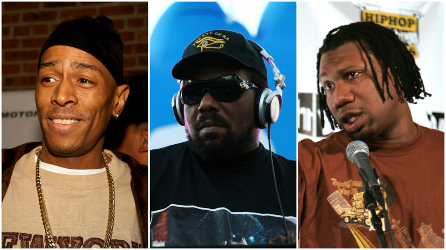 MC Shan Blasts KRS-One For Defending Afrika Bambaataa Amidst Child Molestation Accusations