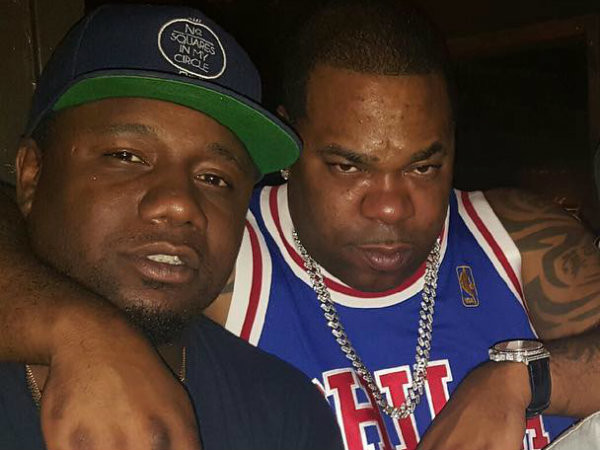 Murda Mook Signs With Busta Rhymes' Conglomerate Records