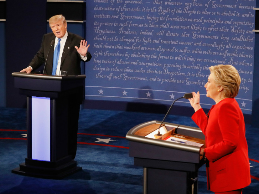 What Hip Hop Thought Of First #Debates2016 Between Donald Trump & Hillary Clinton