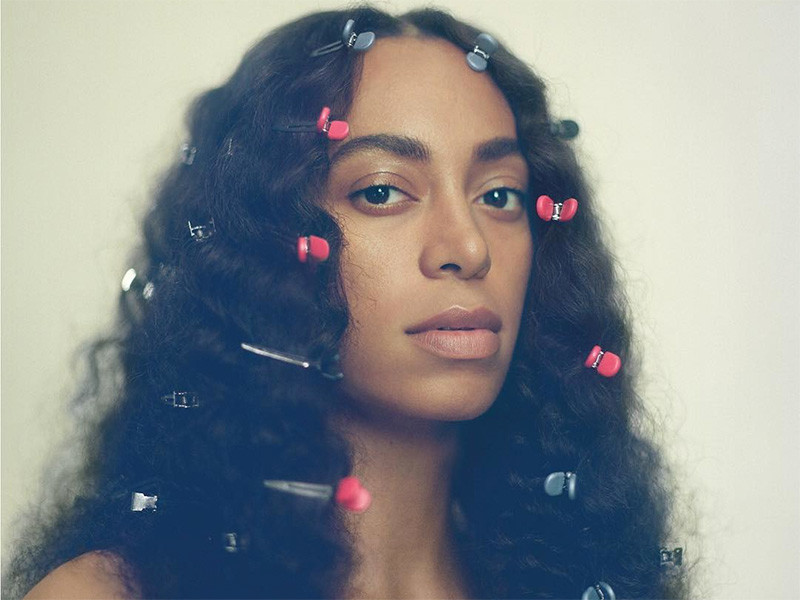 "Solange Is Black Girl Magic Personified On ""A Seat At The Table"""
