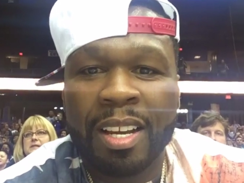 50 Cent Doubles Down On Baby Mama Drama