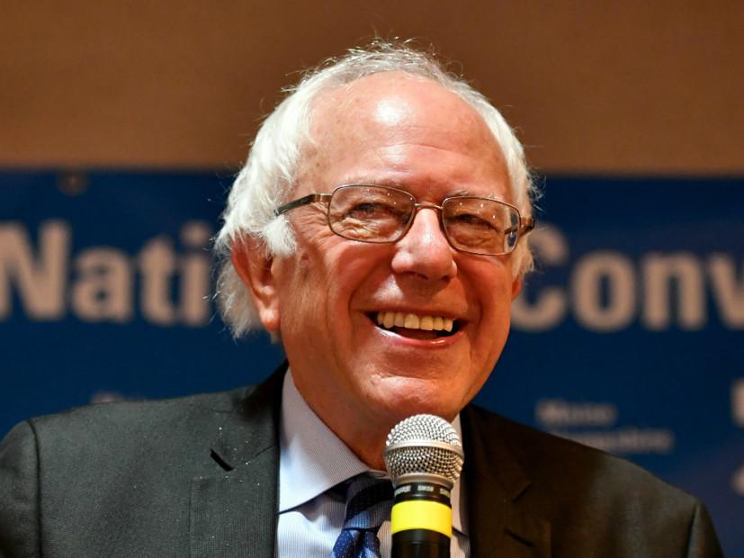 Bernie Sanders Co-Signs Jay Z's Cry Against War On Drugs