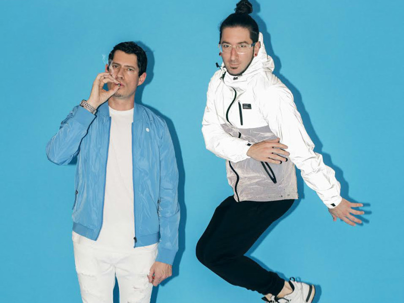 Who Is Big Gigantic & How Did They Get Logic & Waka Flocka Flame's Attention?