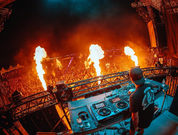 Borgore To Host Stage At Electric Zoo W/ Lil Dicky & Juicy J, Details Need For Hip Hop In EDM World
