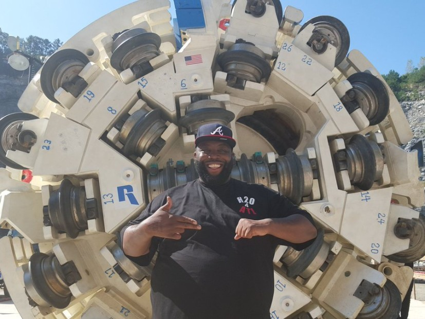 Killer Mike Is A Rapper — Driller Mike Is An $11.6M Drill Named After Him