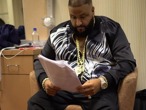 "DJ Khaled Seizes Words Of Wisdom From Jay Z & Puff Daddy For ""The Keys"" Book"