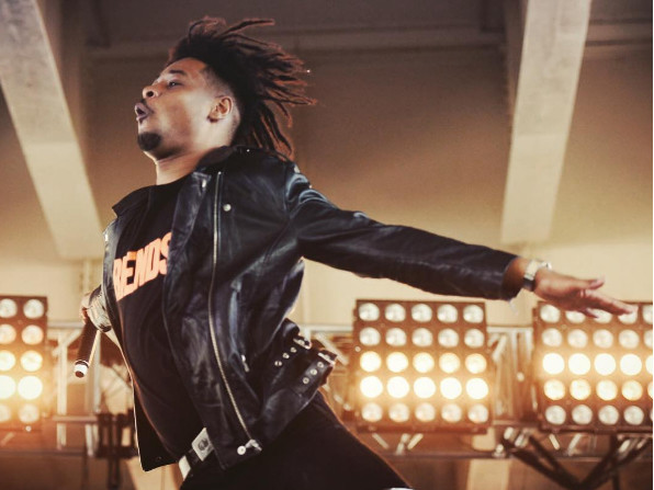 """Danny Brown's """"Atrocity Exhibition"""" Album Now Available For Streaming"""