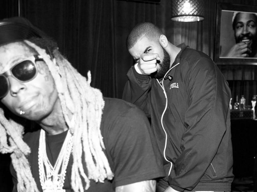 Drake Shows Solidarity With Lil Wayne