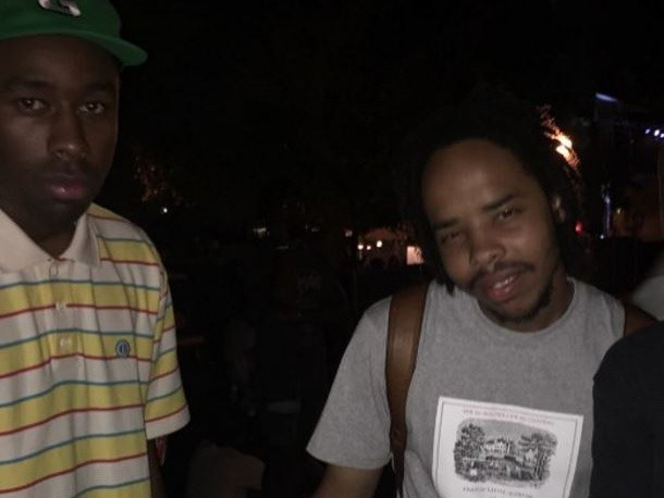 Tyler, The Creator & Earl Sweatshirt Perform Together ... Earl Sweatshirt Odd Future