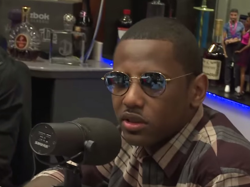 "Fabolous Accuses Jay Z Of Jacking ""Ghetto Fabolous"" Release Date With ""The Blueprint"""