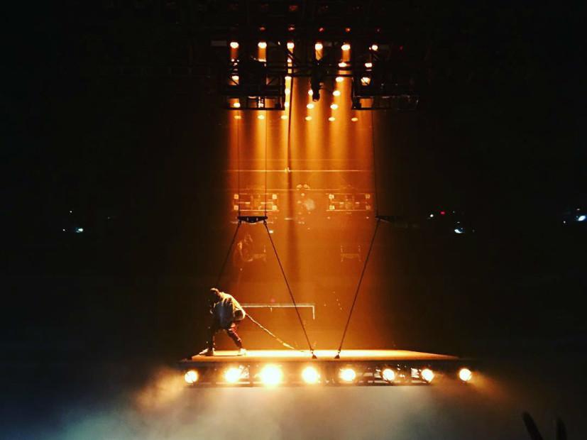 Kanye West Requires Alcoholic Slushies On His Saint Pablo Tour