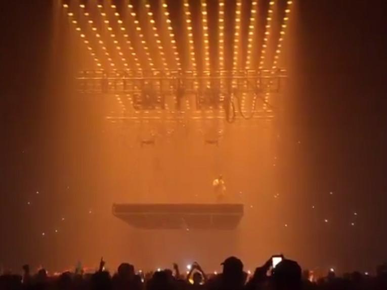 Kanye West Doubles Back After Sonning Kid Cudi