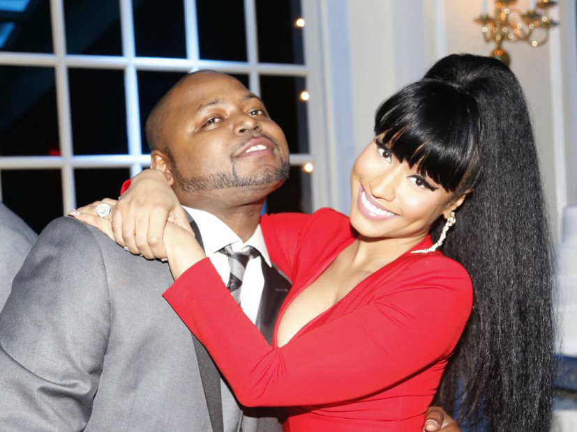 Nicki Minaj's Brother Handed Divorce Papers In Midst Of Rape Case