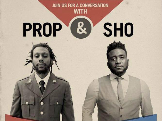 Propaganda & Sho Baraka Seek To Discuss Social Justice Issues On Spotlight Tour