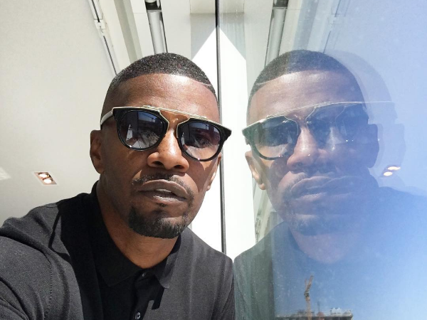 Jamie Foxx: Donald Trump's Presidency Run Will Only Help Kanye West's Chances In 2020