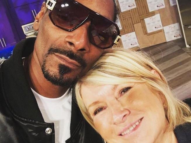 """Martha & Snoop's Dinner Party"" Recruits 50 Cent, DJ Khaled & Fat Joe"