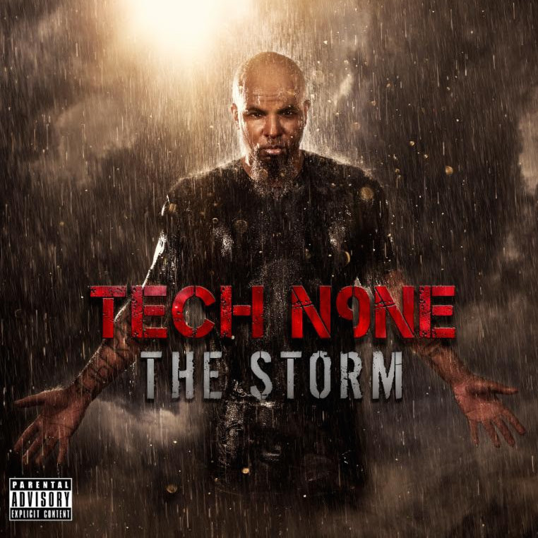"""Review: Tech N9ne's 33-Track """"The Storm"""" Is Challenging To Weather"""