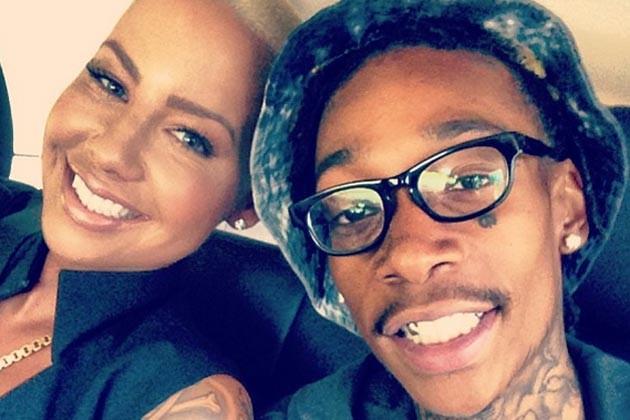 Wiz Khalifa Rejects Amber Rose's Proposal Of Threesome Rebound Sex