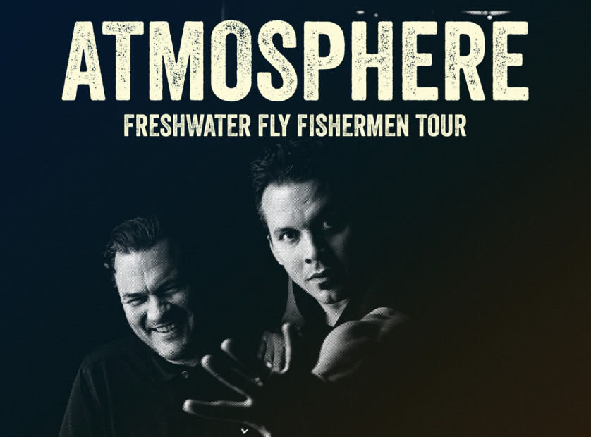 Atmosphere Ticket Giveaway!