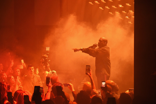 "Kanye West To Kid Cudi: ""I BIRTHED YOU"""