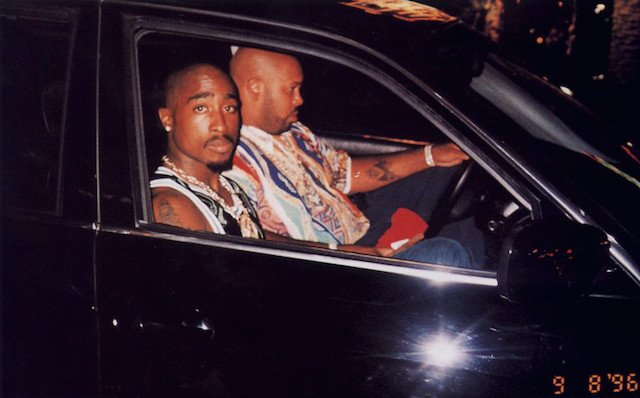 Image result for Tupac Shakur last photograph
