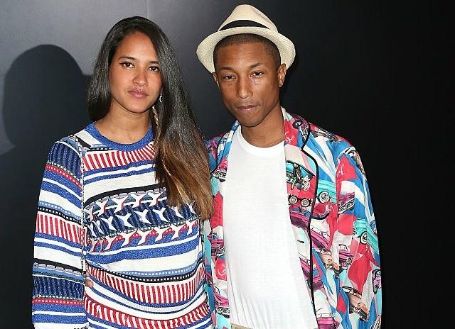 Pharrell & Wife Helen Lasichanh Expecting 2nd Child