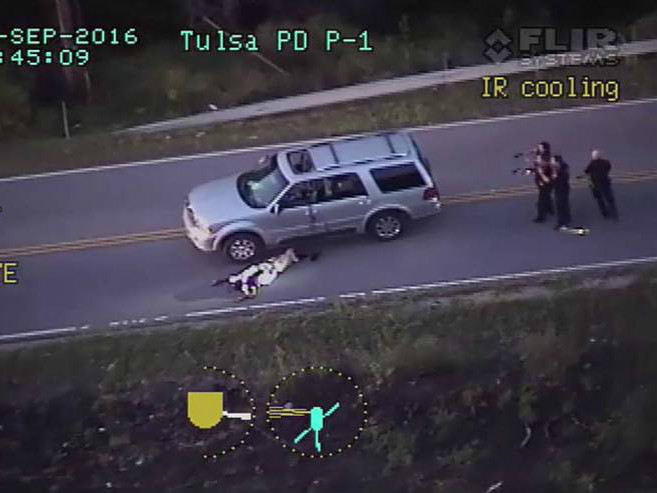 Hip Hop Bands Together For #TerenceCrutcher, Unarmed Black Man Shot & Killed By Tulsa Police
