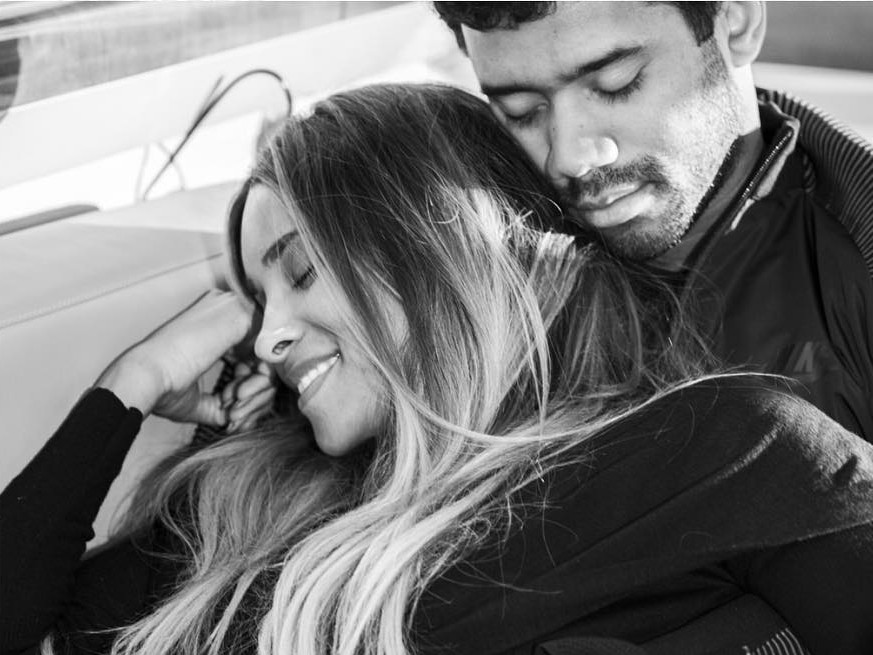 Ciara & Russell Wilson Have A Bun In The Oven