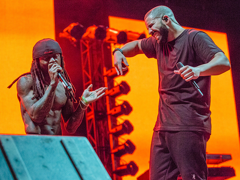 Lil Wayne Looks Back On Verse He Recorded For Drake From Rikers Island