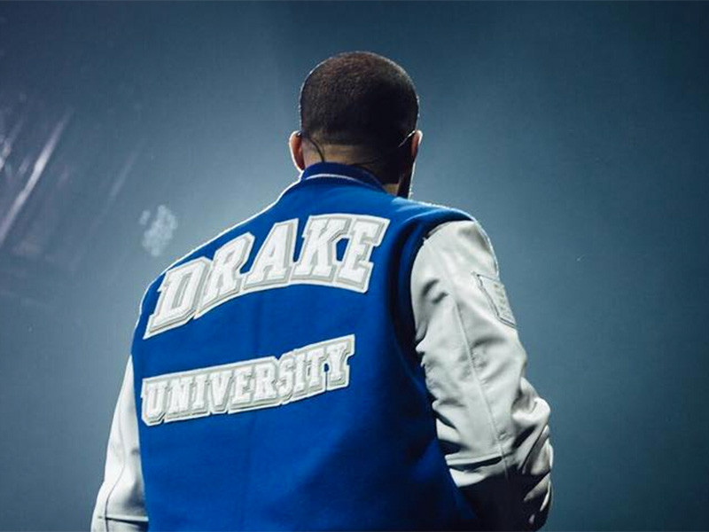 Drake Makes Drake University's Dream Come True — After Everyone Is Asleep