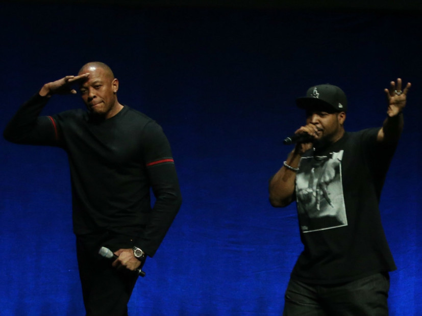 Dr. Dre & Ice Cube Cleared From Wrongful Death Lawsuit After Suge Knight's Hit-And-Run