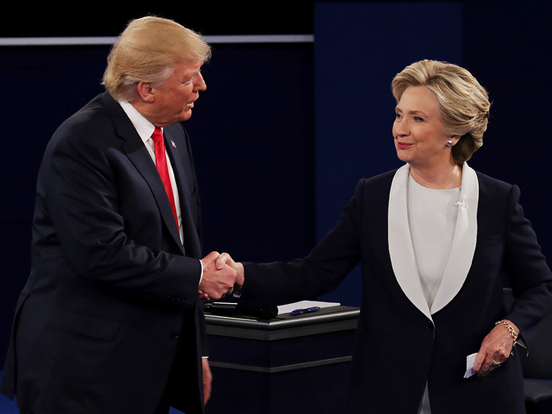 Here's How Hip Hop Reacted To The Second Presidential Debate