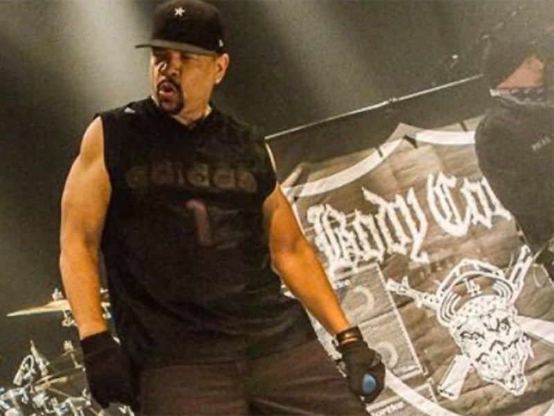 Ice-T Will Be Back With New Body Count Music In 2017