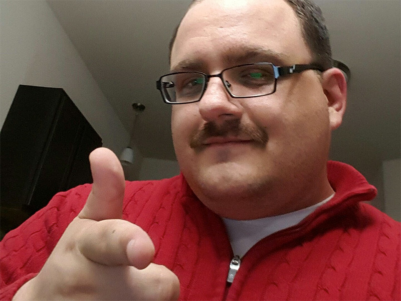 Viral Sensation Ken Bone Invited To Smoke Weed With Snoop Dogg & Appear On Porn Site
