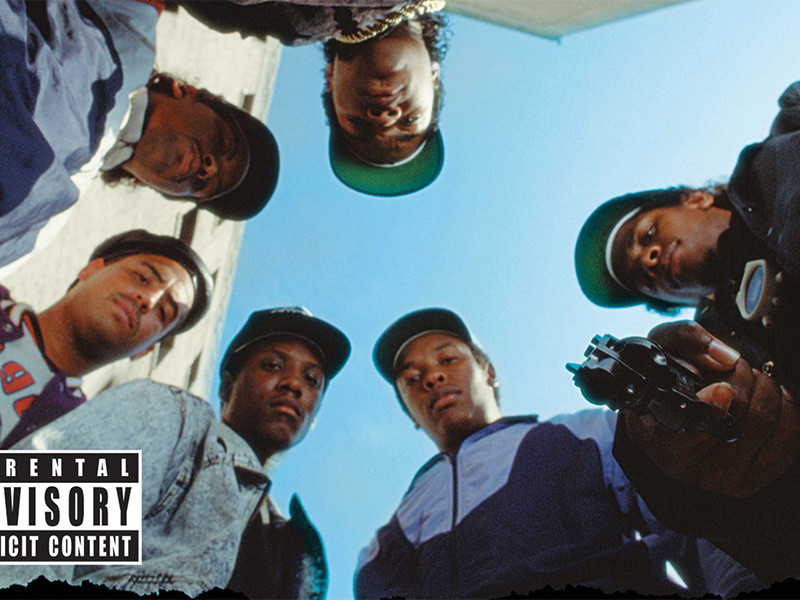 "#ThrowbackThursdays: N.W.A Unleashes Controversial ""Straight Outta Compton"" Debut In 1988"