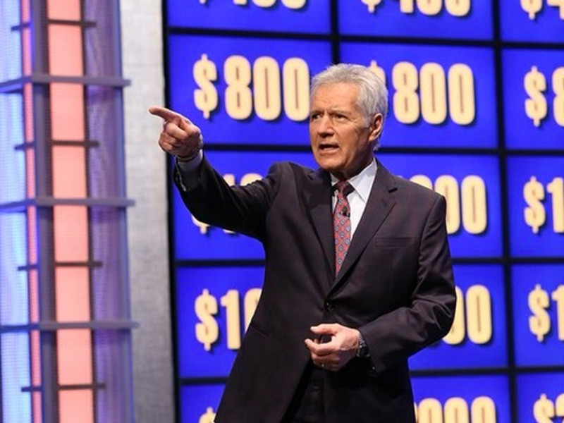 """Jeopardy!"" Host Alex Trebek Proves He's One Of The Coldest Out By Dissing Nerdcore Rap"