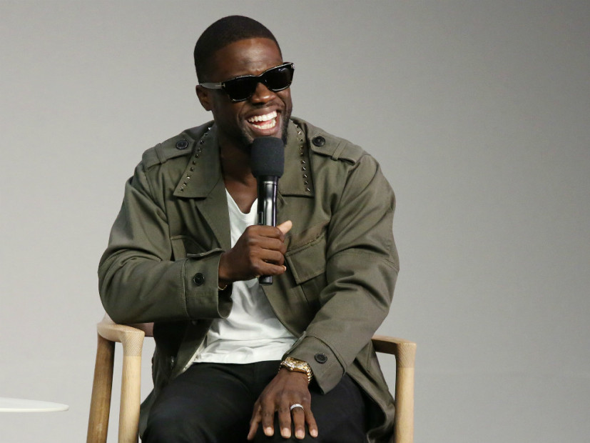 "Kevin Hart aka Chocolate Droppa Flexes Rap Skills On ""What Now?"" Mixtape"