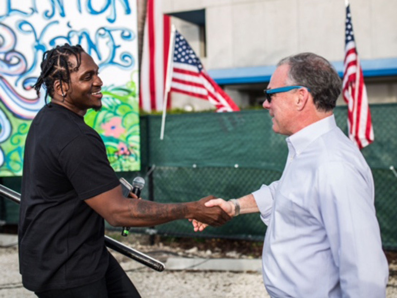 Pusha T Is Pushing That (Tim) Kaine