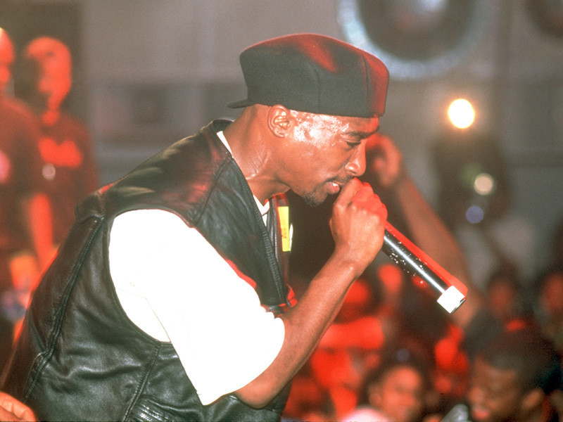 Tupac's Bullet-Struck Pendant Up For Sale