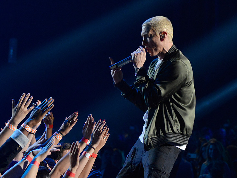 "Eminem Drops New Song ""Campaign Speech"" In Anticipation Of New Album"