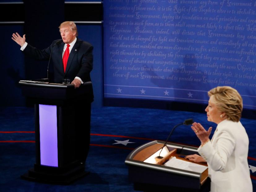 Internet Survives Third & Final Presidential Debate Between Donald Trump & Hillary Clinton