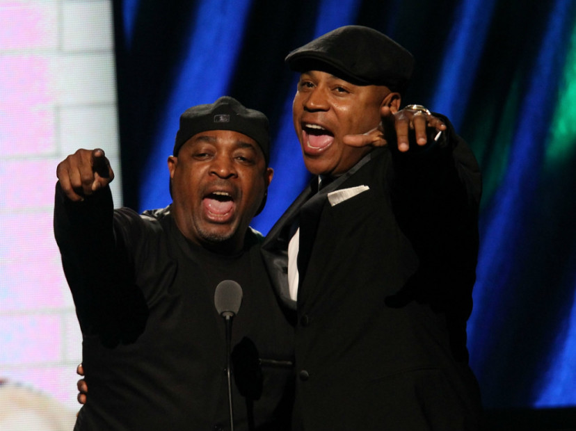 Chuck D Believes LL Cool J Should Be Inducted Into Rock & Roll Hall Of Fame Before Tupac