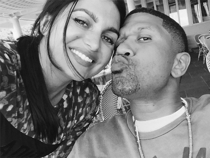 "Jalen Rose Has Responded To Eminem's ""Campaign Speech"" Bars About His Girlfriend Molly Qerim"