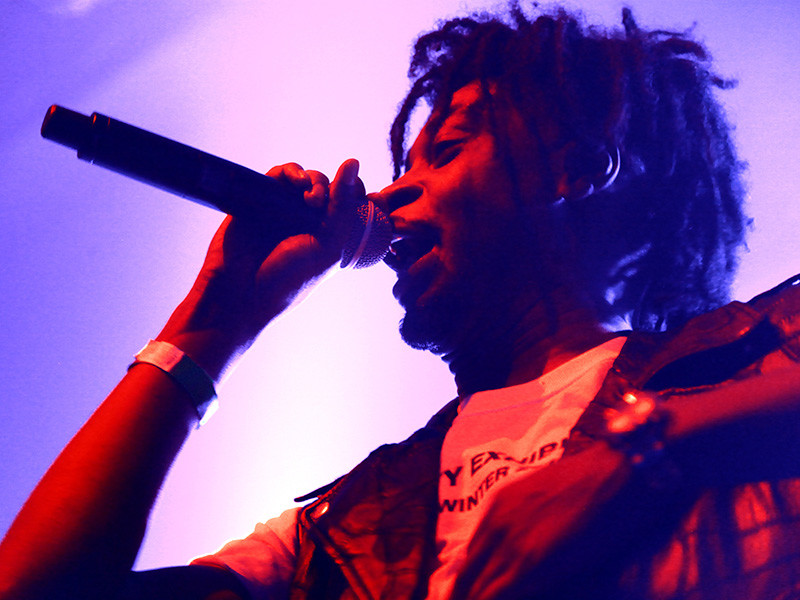 WATCH: Happy Couple Gets Engaged On Stage At Danny Brown Show