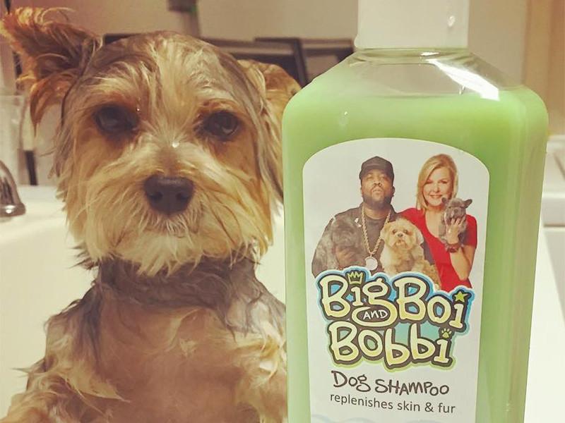 Big Boi Is Slanging Dog Shampoo